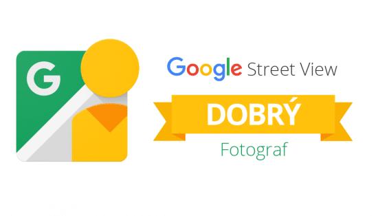 Google Street View Dobry fotograf