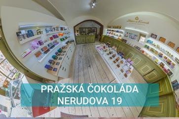 Pražská čokoláda - Nerudova 19