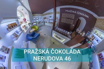 Pražská čokoláda - Nerudova 46