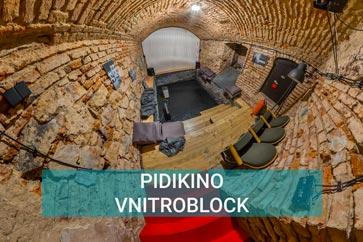 Vnitroblock - PIDIKINO