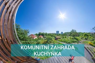 Komunitní zahrada Kuchyňka